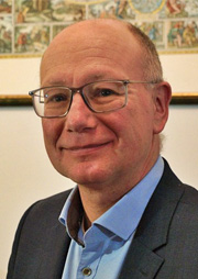 Porträt von herrn Fiedler Mathias Fiedler